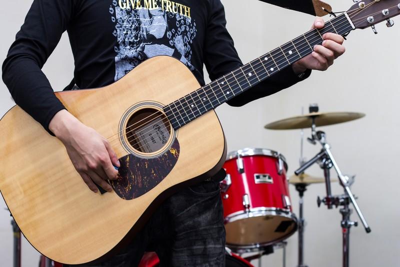 初心者でもできるギター